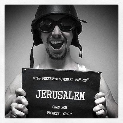 Stag jerusalem