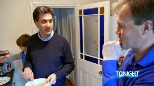 Ed Miliband and the irrelevant 'Kitchengate'