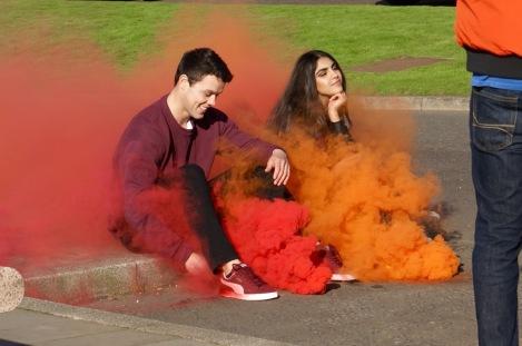 Models: Ruaraidh Fowler and Harveen Rai