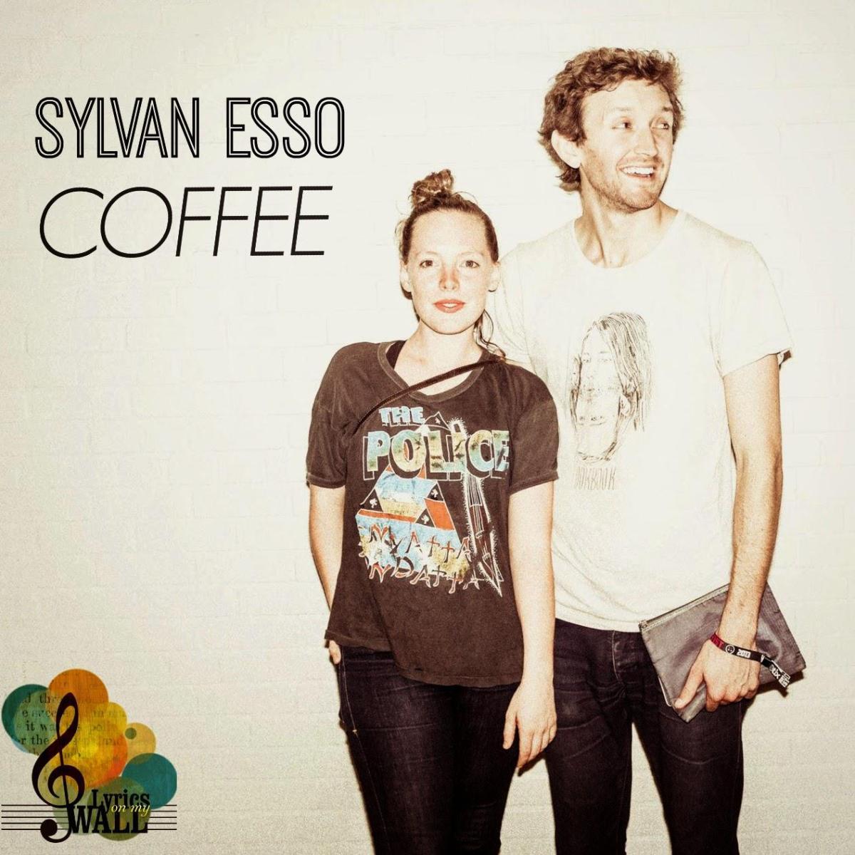 sylvian esso coffee