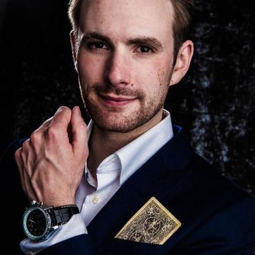 Richard Jones - magician, Britains got talent