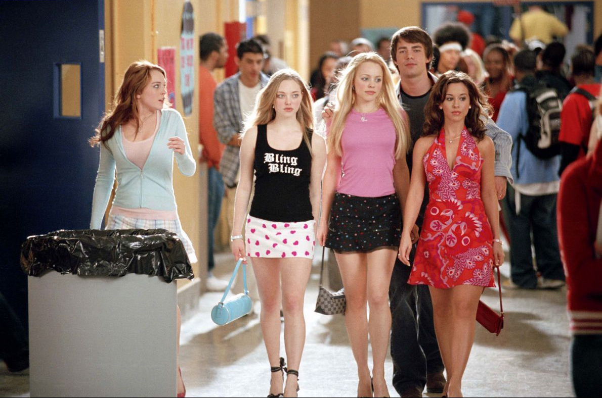 mean girls featured