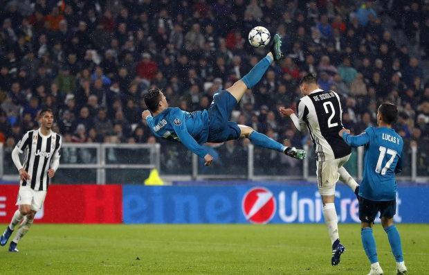 ronaldo goal